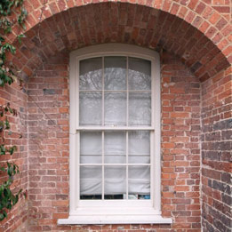 Bespoke wooden windows by RM Hall Joinery